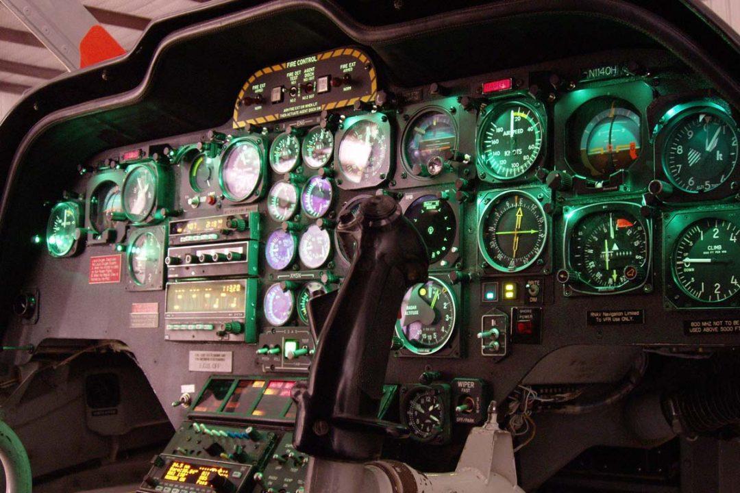 Air Methods BK117 Day Hangar View