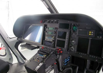 Airbus AS350 B3 Austin PD Interior IP Right