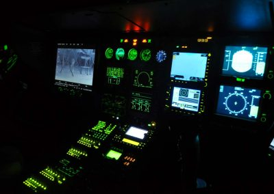 Airbus EC135 Mass PD IP Night Right Seat