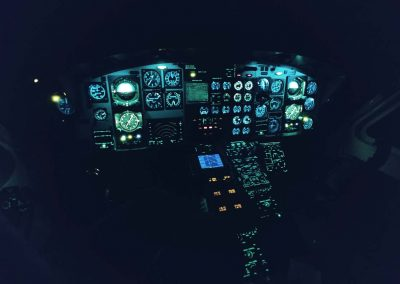 Bell 412 Flight Sim Night2