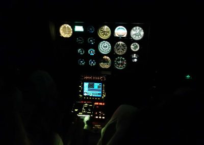 Bell Training Bell 407 Right Seat Night