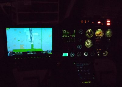 Contra Costa PD Bell 407 IP Night