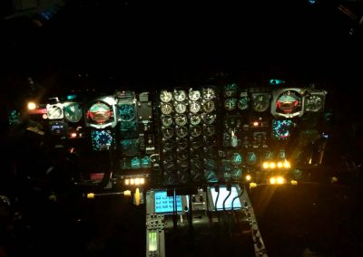 EC 130Q Night Photo