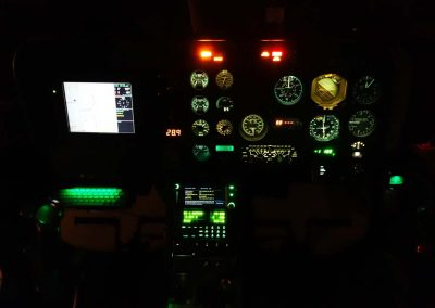 Marion County Sheriff Bell 206- Night