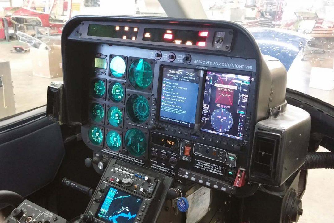 Med Trans Bell 407 G500